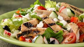 Get Tossin' for National Salad Week!