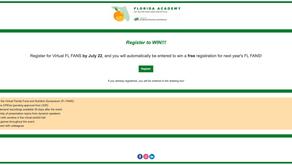 2021 Virtual Florida Food and Nutrition Symposium