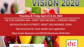 IDHCC - Vision 2020 April 23 & 24