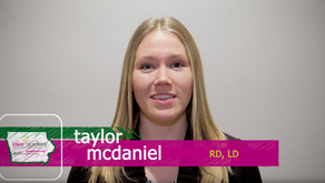 March 2020 Featured Member  - Taylor McDaniel