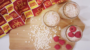 Celebrate National Oatmeal Month with Overnight Oats