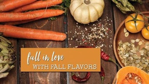 Flavor Up Your Fall