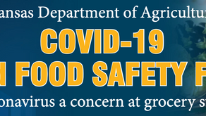 COVID-19 and FOOD SAFETY FAQ