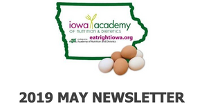 NEWSLETTER - May 2019