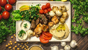 Mediterranean-Style Eating with Lean Beef Supports a Healthy Heart