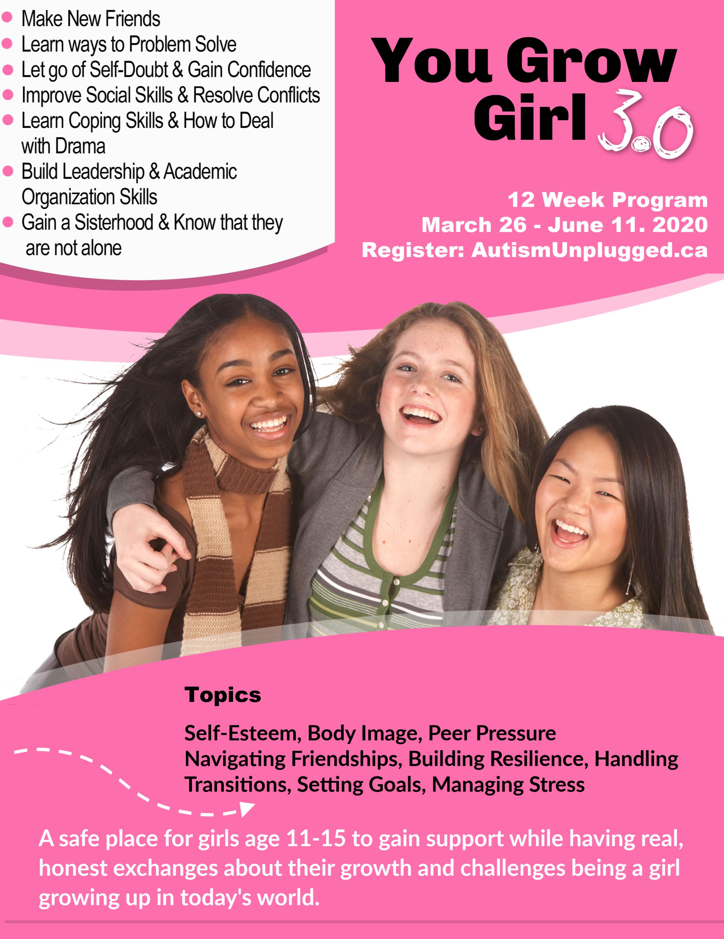 You Grow Girl Social Learning Group 3.0