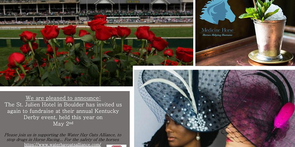 Kentucky Derby Day at St. Julien Hotel