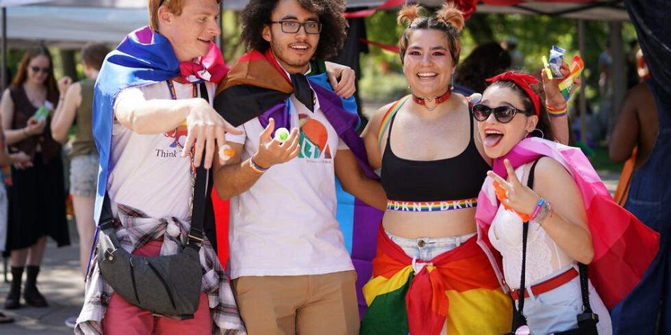 Boulder Pridefest Motorcade