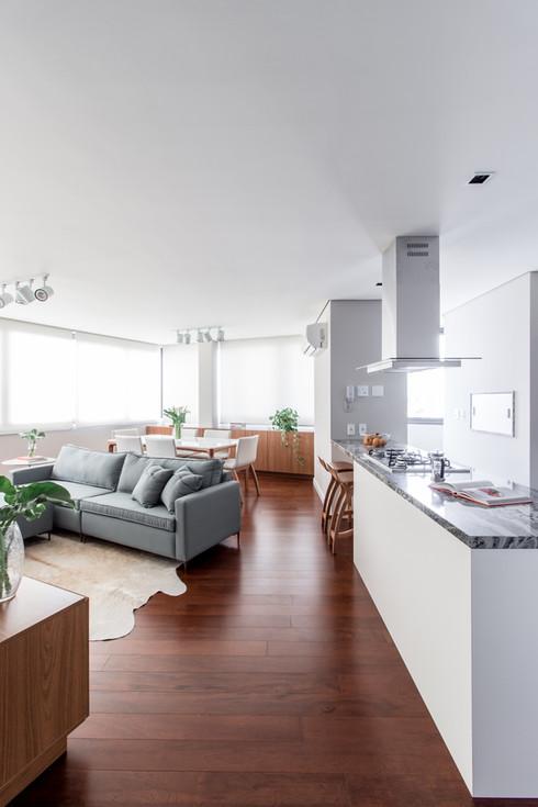 Apartamento Marilha