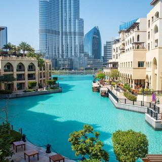 Commercial Island at Burj Khalifa