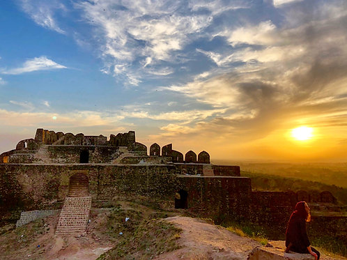 ROHTAS FORT DAY TRIP