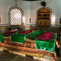 The tomb of Waris Shah