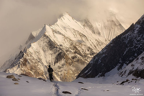 K2 Basecamp and Gondogoro La