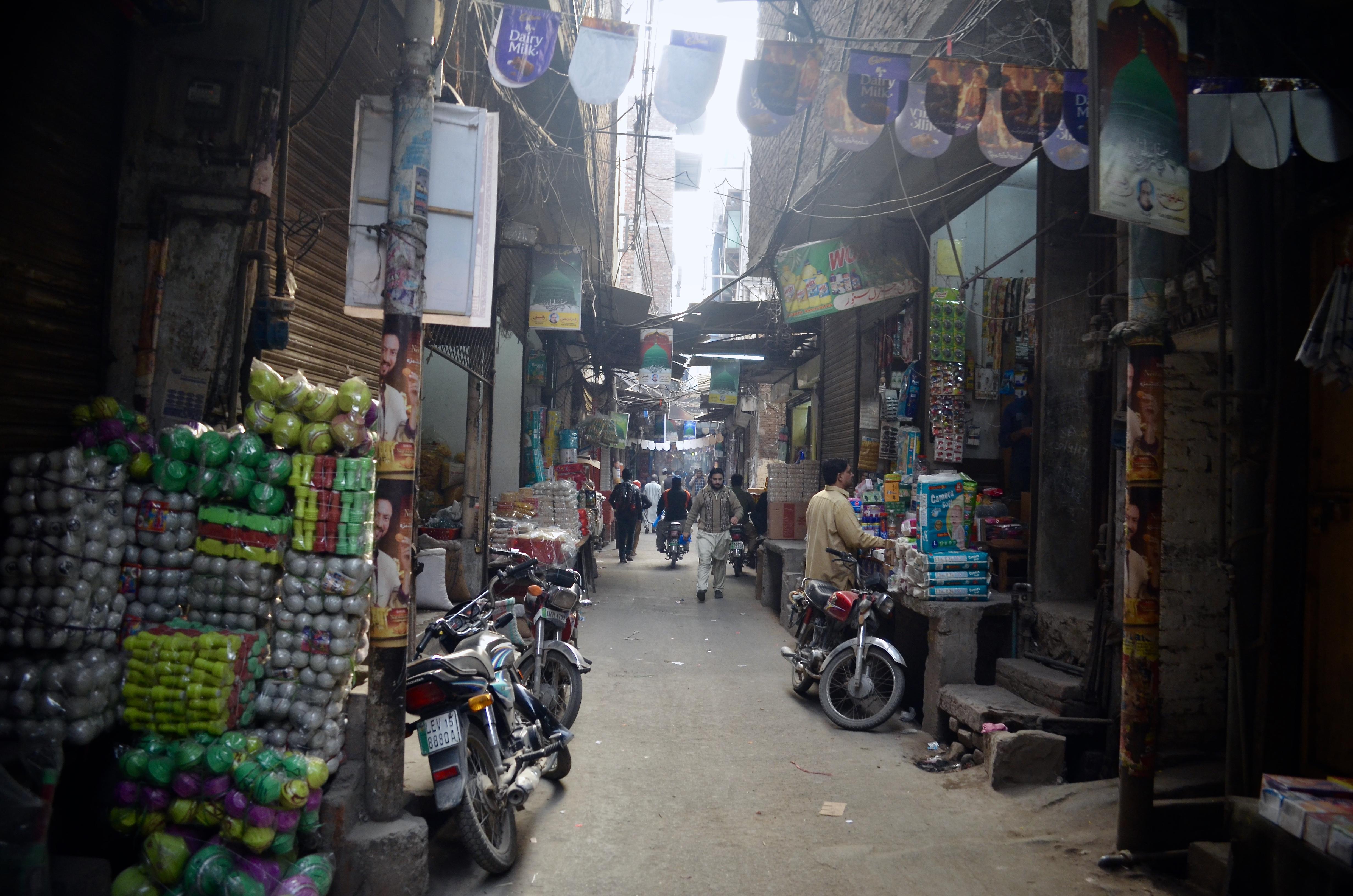 Lakar Mandi Bazar