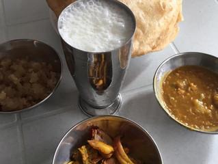 Foods of Lahore pt. 2 - Halwa Puri