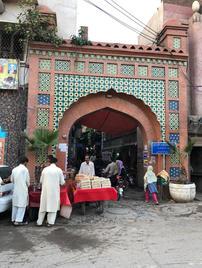 Gate of Sharqpur Bazaar