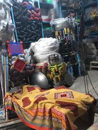 Old city Market Sharqpur