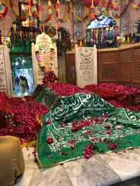 Shrine of Mian Sher Muhammad Sharaqpuri