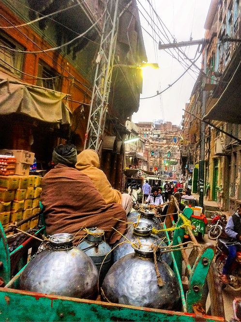 Lahore Walled City - Food on Foot