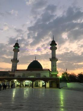 Bulleh Shah Shrine