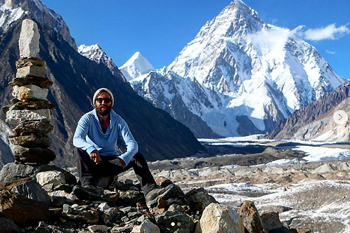 K2 Basecamp and Concordia