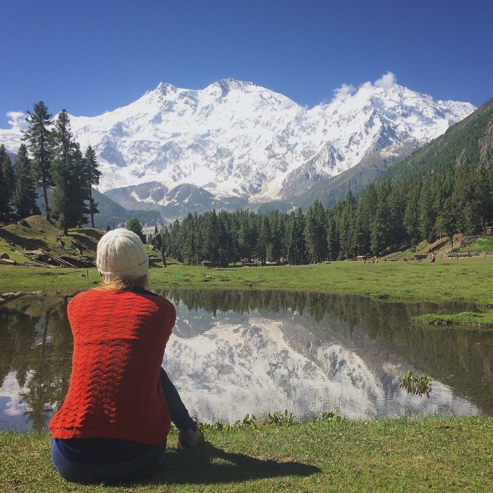Fairy Meadows and Nanga Parbat
