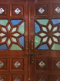 Old door Sharqpur
