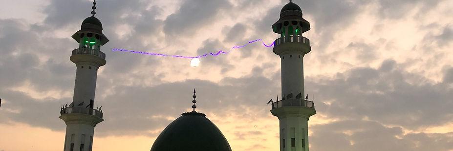 Sunset Bulleh Shah