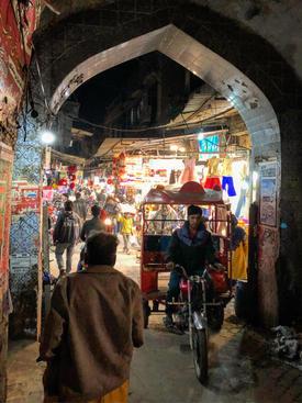 Kasur old town market
