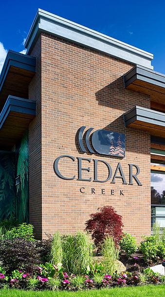 CedarCreek Presentation Centre Sales