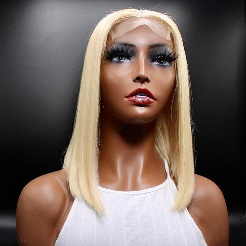 Barbie blunt-cut