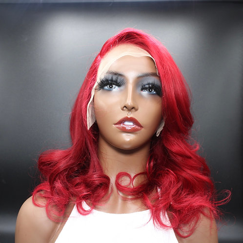 "Ruby 12"" full lace wig"