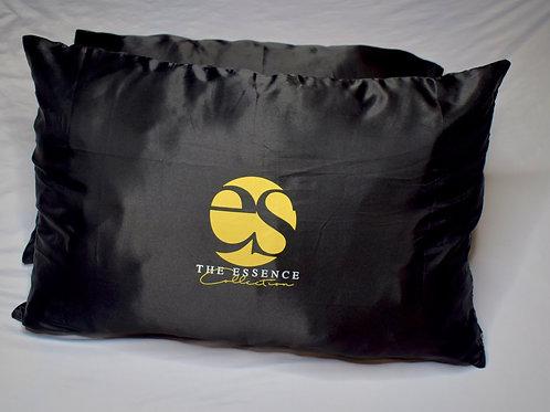 Satin Pillow Case (Logo)