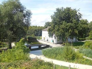 Maison du Lac à Bercy
