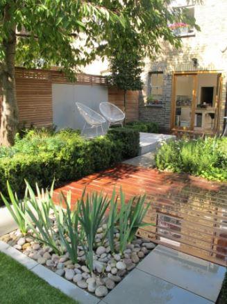 Amenager un petit jardin