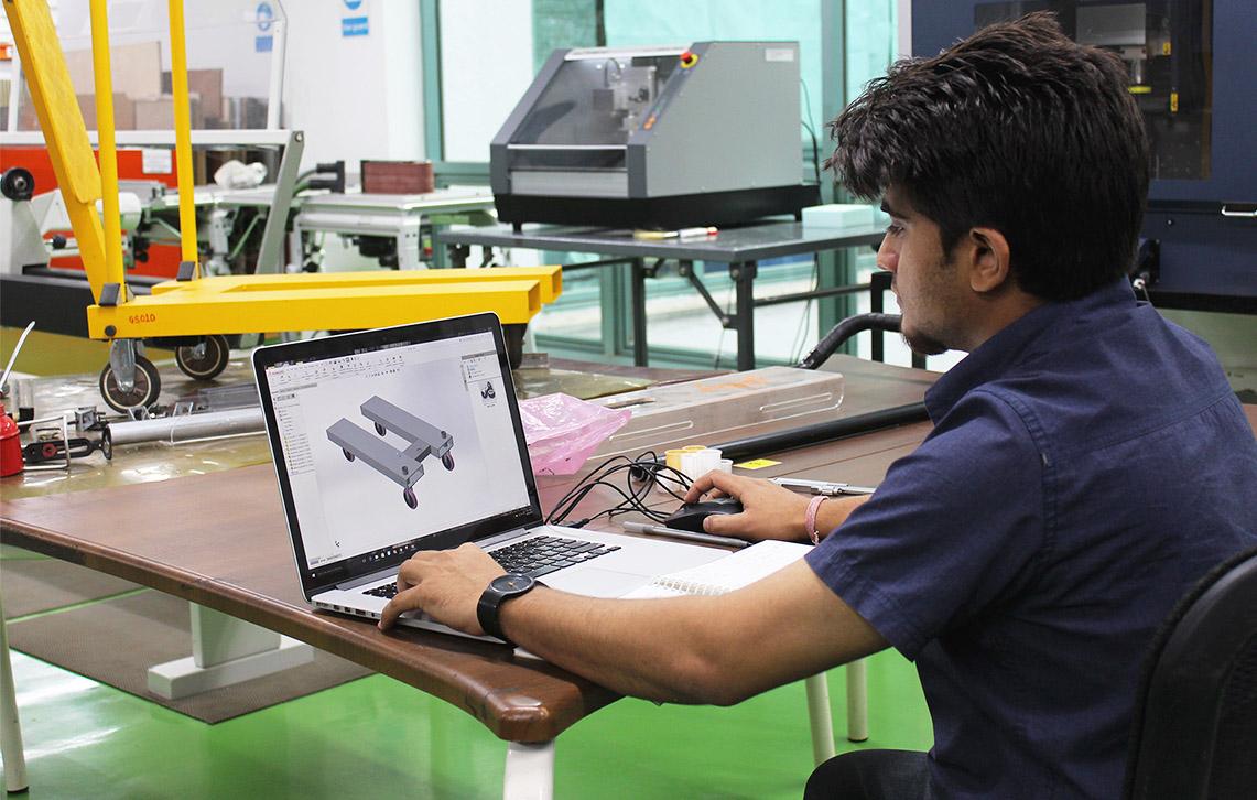 CAD modelling