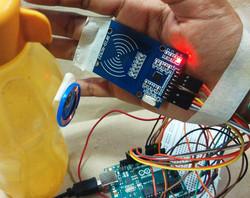 Arduino based prototyping