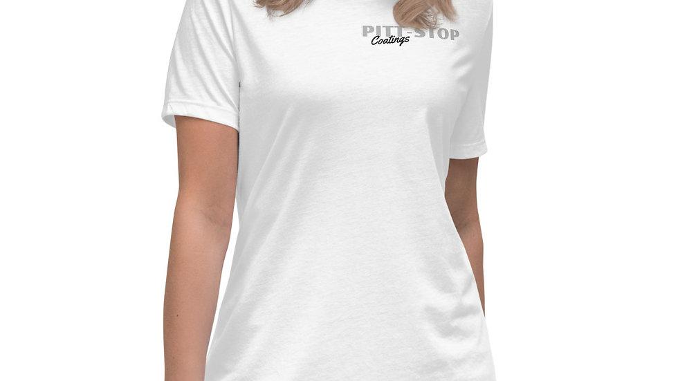 Women's Relaxed T-Shirt (B&W)