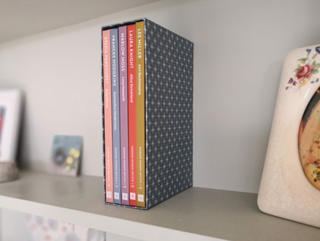 Collector's library with a special limited-edition slipcase