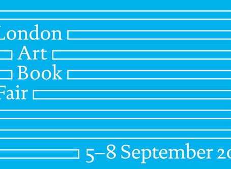 Eiderdown Books & the 'Modern Women Artists' series at the London Art Book Fair
