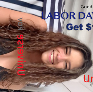 Labor Day Weekend Sale 2020