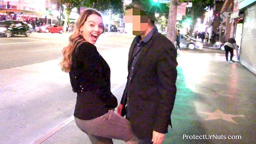Hollywood Nights Ballbusting Video Series