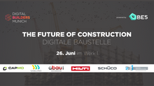 EVENT #6: THE FUTURE OF CONSTRUCTION - DIGITALE BAUSTELLE