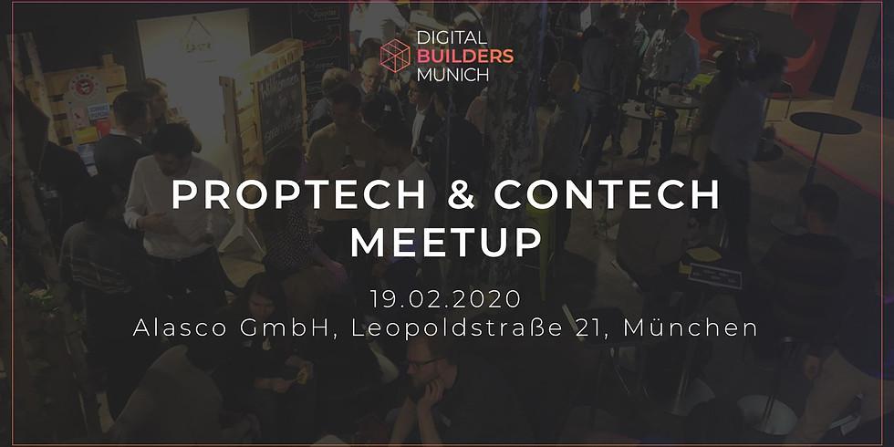PropTech & ConTech Meetup