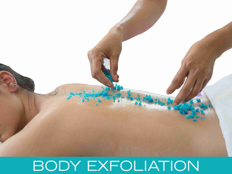 Did you know how important it is to exfoliate your body?⁉️!