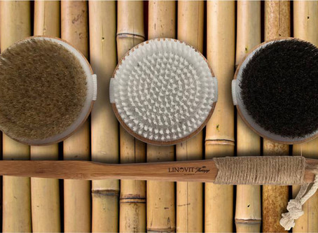 what does dry brushing do?