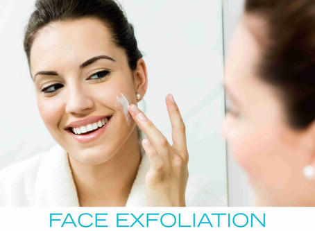 Do you exfoliate your face?