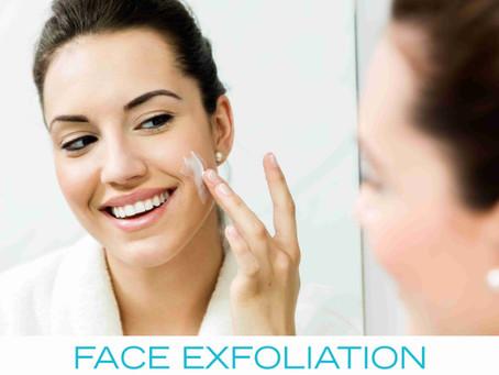 Do you exfoliate your face?