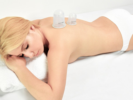 what does cupping help with?