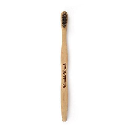 Brosse à dents en bambou noire THE HUMBLE CO